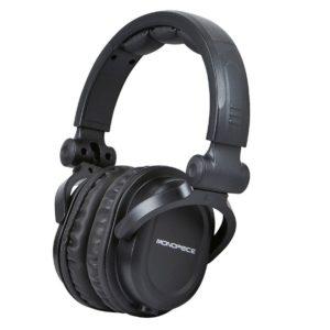 Monoprice over the ear DJ style headphone