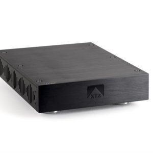 XTZ Edge Stereo Amplifier